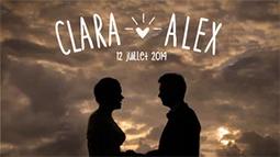 Clara & Alex